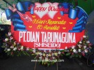 Bunga Papan Wedding 03