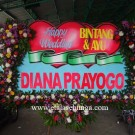 Bunga Papan Wedding 08