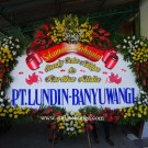 Bunga Papan Wedding 15